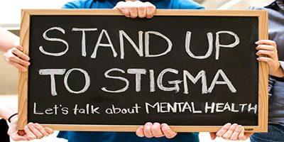 Let's End the Stigma Around Mental Illness