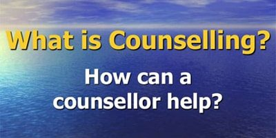 How does counselling help?