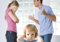 Parents Fighting & Children Suffering