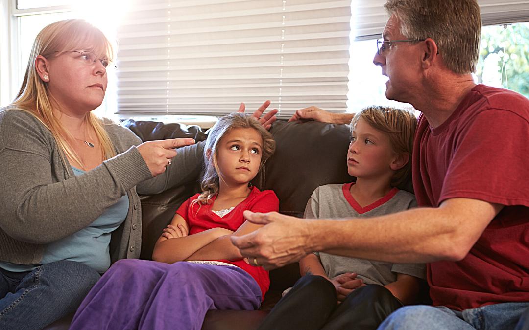 6 Struggles Parents Face While Co-Parenting