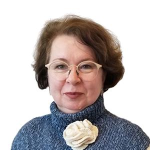 Maryna Svitasheva, Registered Psychotherapist