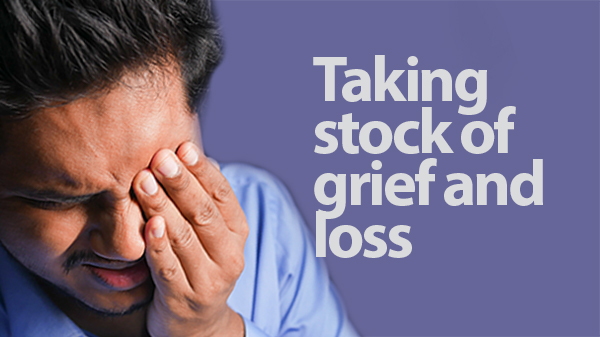 Workshop: Taking Stock of Pandemic Grief and Loss
